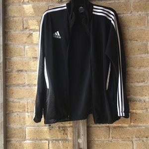 Mens adidas lightweight track jacket